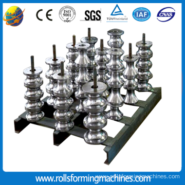 Q235 steel welded tube roll forming machine